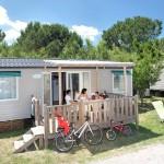 Mobile Home 2 chambres 2 salles de bain UNE