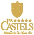 logo-castels-5-étoiles-monochrome-OR