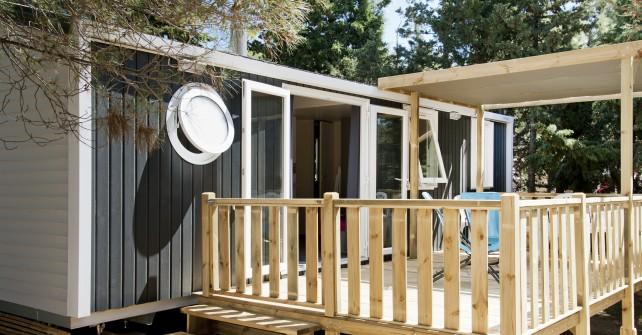 Mobile-Home 3 Chambres Côté Montagne (6 pers.) Modèle 2014
