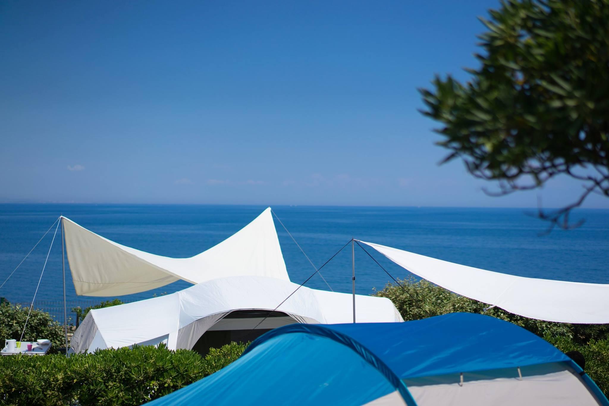 Votre emplacement de camping entre argeles sur mer et for Camping collioure avec piscine