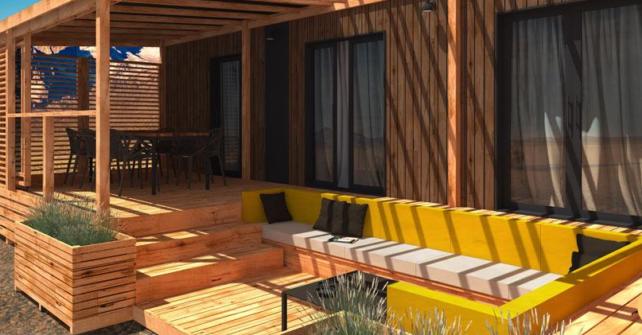 Offre découverte : Un séjour grand confort dans notre nouveau modèle PALACE 2019